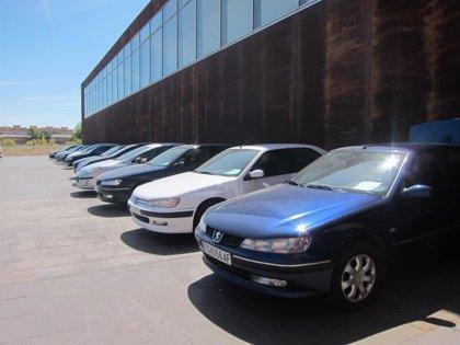 La Junta subastará el 13 de junio en Albacete y Toledo ocho vehículos de su Parque Móvil