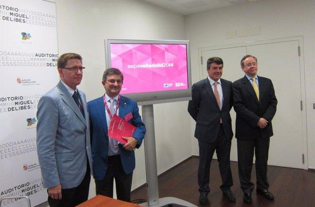 Presentación de la 48 reunión SEPA  y 4ª de Higiene Bucodental