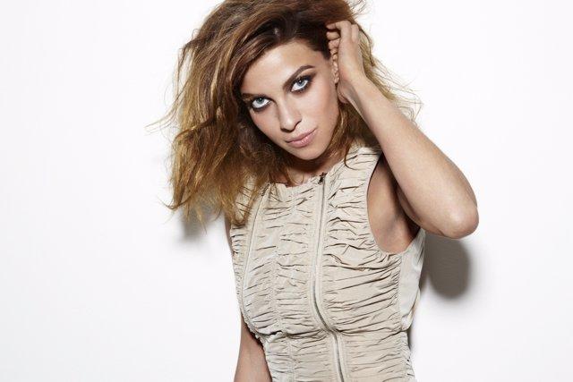 La actriz británica de origen español Natalia Tena