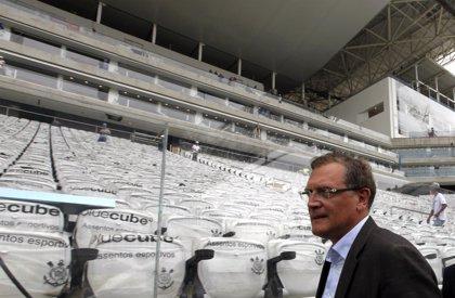"""Valcke asegura que el estadio de Brasilia es un """"ejemplo de legado"""" que dejará el torneo"""