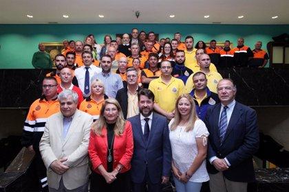 El Cabildo de Tenerife distingue a los voluntarios que colaboran en las campañas de prevención de incendios
