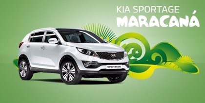 Kia lanza en España la versión Maracaná del Sportage