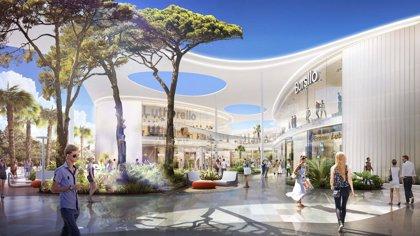 La naturaleza de Mallorca y la obra de Miró inspiran la arquitectura del centro comercial de Ses Fontanelles