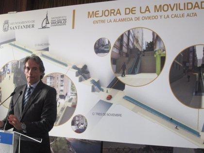 Rampas y escaleras mecánicas sustituirán al proyecto del túnel entre Vargas y Peña del Cuervo