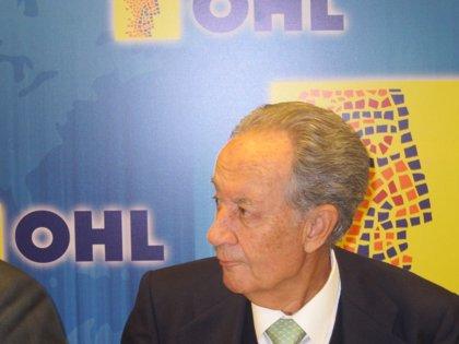 OHL reparte un dividendo de 0,6777 euros en junio, un 4,6% más