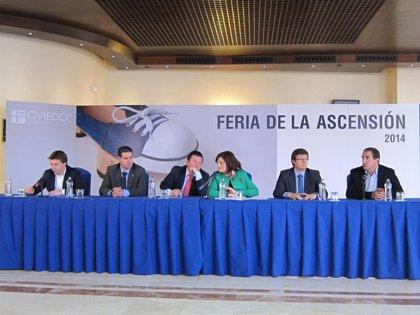 """La Ascensión vuelve a su ubicación en Oviedo y Llanera aunando """"tradición e innovación"""""""