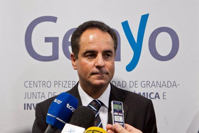 José Antonio Lorente Acosta, director de Estrategia de Innovación e Investigació