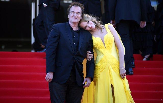 Tarantino regresa a Cannes 20 años después de revolucionar el festival con Pulp Fiction