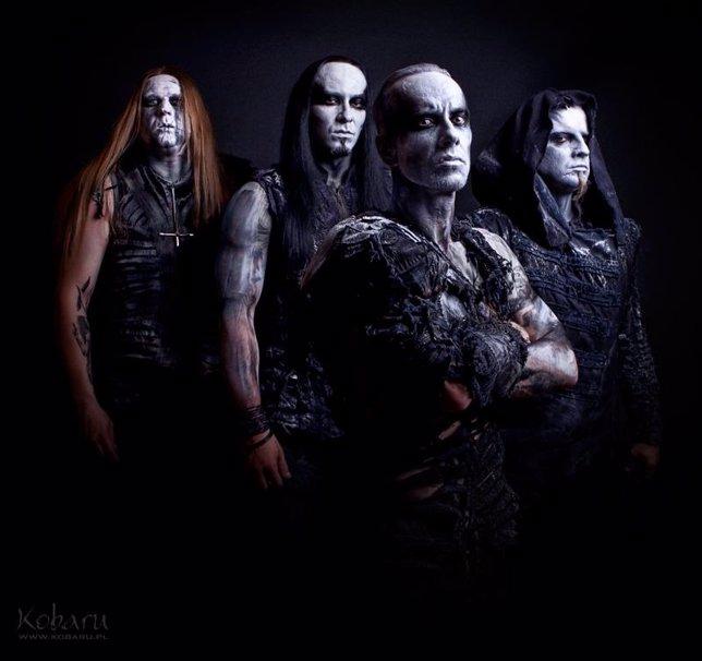 La banda polaca Behemoth