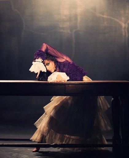 La 'Lluvia' de Eva Yerbabuena llega este sábado a Santander