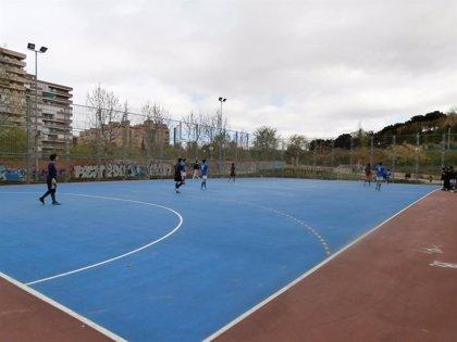 Los campos de fútbol municipales serán de uso gratuito hoy con motivo de la final de la Champions
