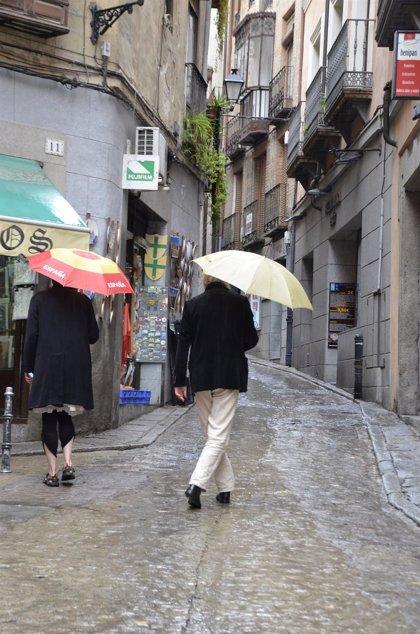 La Rioja entra este fin de semana en alerta por lluvias