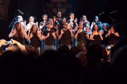 """Los Barcelona Gospel Messengers lanzan su segundo disco """"enérgico"""" 'Go higher!'"""