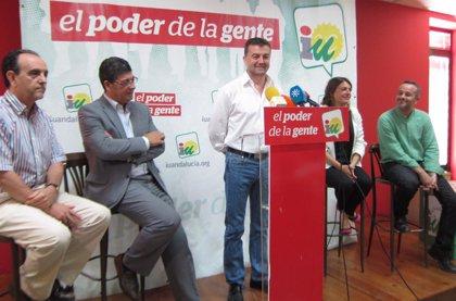 El Consejo Andaluz de IULV-CA abre este viernes el proceso para elegir candidato a la Junta, que prevé cerrar en julio