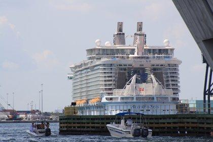 Otra escala triple de cruceros en el Puerto de A Coruña