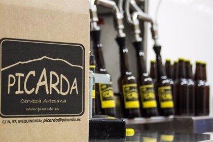 Unas 30 variedades de cerveza en la I Feria de la Cerveza Artesana de Mequinenza