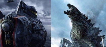 Día del Orgullo Friki: Godzilla vs. los Jaegers de Pacific Rim en Paczilla