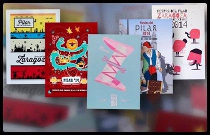 El plazo para participar en la votación del cartel de Fiestas del Pilar 2014 concluye este lunes