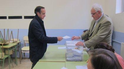 Termina una jornada electoral marcada por la normalidad