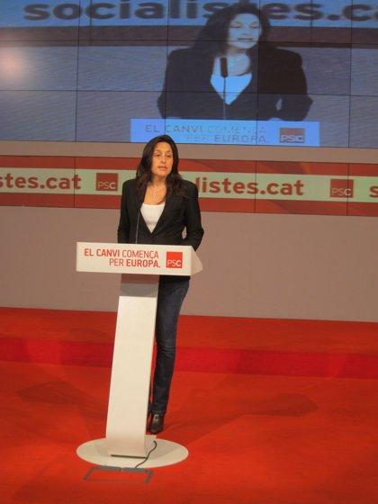 """El PSC ve positiva la participación en Cataluña, """"ligeramente por encima"""" de la media"""