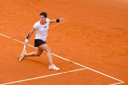 Carla Suárez y Garbiñe Muguruza superan la primera ronda