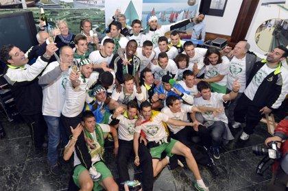 El Racing asciende a Segunda División