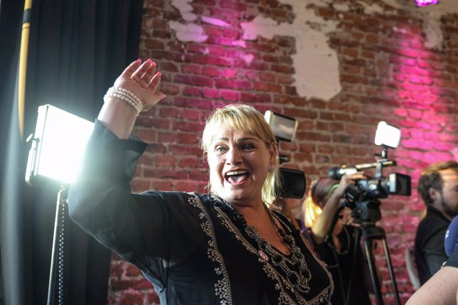 Soraya Post, eurodiputada de Iniciativa Feminista