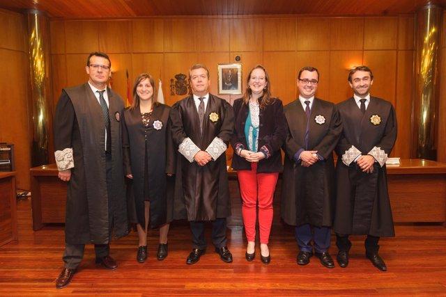 Nuevos jueces en Cantabria
