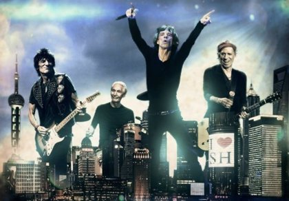 The Rolling Stones vuelven a la carretera
