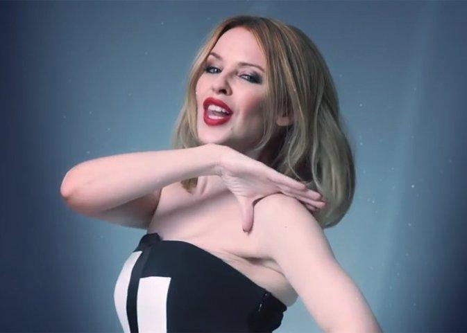 El videoclip solidario de Kylie Minogue sobre la lucha contra el cáncer