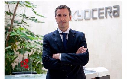 Economía/Empresas.- Kyocera España 'ficha' a un exdirectivo de BT España como responsable de servicio al cliente