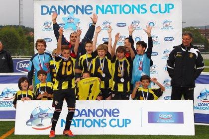 Alberto Moreno recuerda su triunfo en la Danone Nations Cup