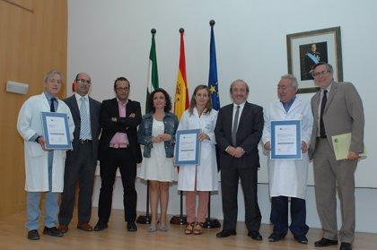 Tres unidades del Reina Sofía obtienen la certificación de nivel avanzado de Igualdad, Salud y Políticas Social