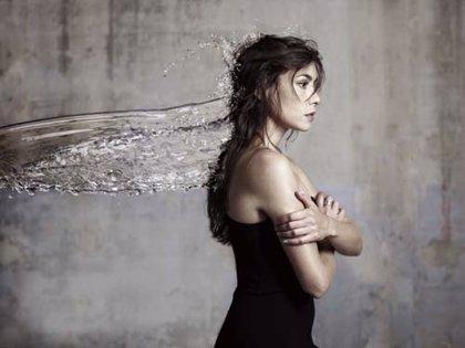 Olivia Ruiz cantará 'La calme et la tempête' este jueves en Barcelona