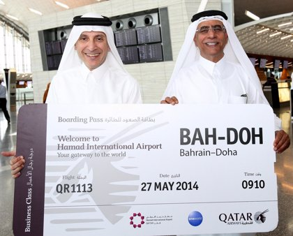 Qatar Airways traslada su 'hub' al nuevo aeropuerto de Hamad (Qatar)