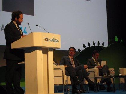 """Economía.- Soria destaca el """"enorme interés"""" de España para el suministro de gas a Europa ante crisis como la de Ucrania"""