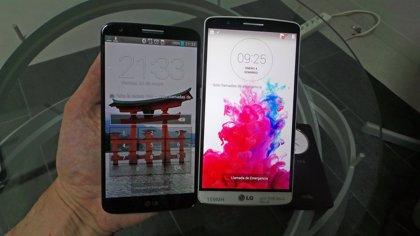 Te enseñamos el LG G3 en vídeo y lo comparamos con el G2 y el Galaxy S5