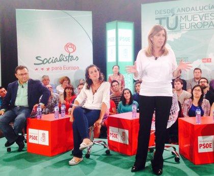 El PSOE de Melilla anuncia que apoyará a Díaz si opta por liderar el partido