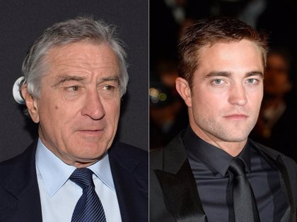 Robert Pattinson trabajará junto a De Niro en Idol's Eye