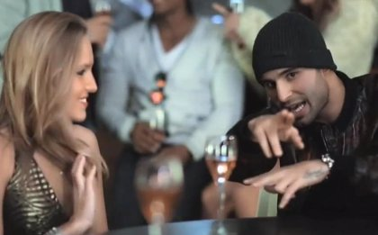 El madridista Jesé estrena nuevo vídeo musical
