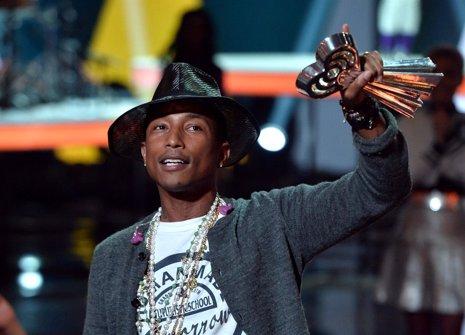 Pharrell Williams actuará bajo la dirección de Spike Lee