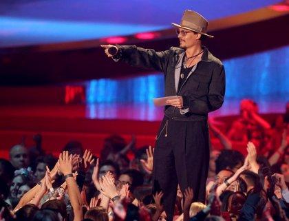 Johnny Depp, ¿el nuevo Houdini?