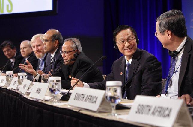 Los BRICS En La Cumbra Del G-20 En Washington