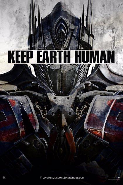 Transformers 4: La era de la extinción, dos pósters y un vídeo apocalíptico