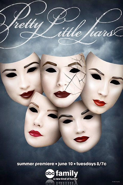 Pretty Litlle Liars, season 5