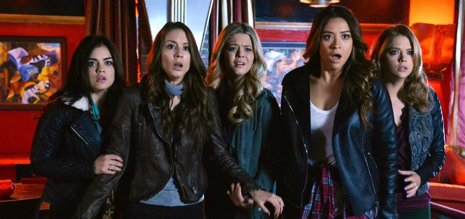 Clip de la quinta temporada de Pretty Little Liars
