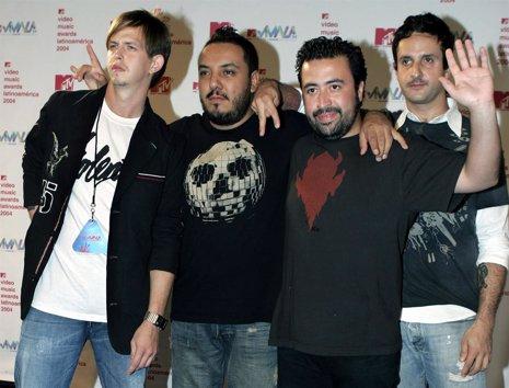 Molotov, grupo musical mexicano