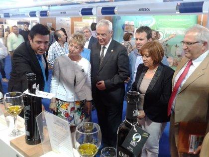 Víboras resalta la investigación, el desarrollo y la innovación como pilares básicos para el futuro del olivar