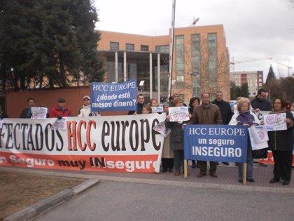Un Juzgado condena a la aseguradora HCC Europe a pagar 500.000 euros a doce afectados de PSG en Getafe