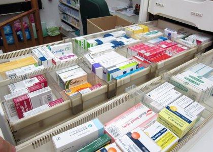 El gasto farmacéutico fue de 43,8 millones